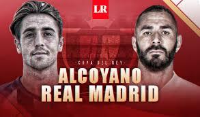 DIRECTV Sports EN VIVO por internet: Real Madrid vs Alcoyano, ver partido  Alcoyano contra Real Madrid, rojadirectatv.tv directv sports en vivo gratis