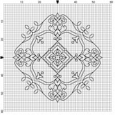 Free Blackwork Embroidery Charts Wyrdbyrds Nest