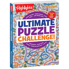 Hidden object games are all about finding things. Ultimate Puzzle Challenge Highlights For Children