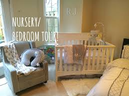 Nursery Bedroom Nursery Bedroom Tour Youtube