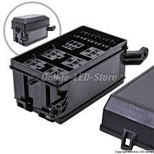 automotive fuse boxes led fuse box fuse box for sale Fuse Box Automotive ols 12 slot fuse relay box for bosch style relays & blade fuses automotive fuse box repair
