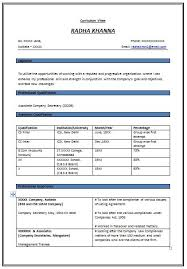 good resume format for experienced 571 httptopresumeinfo cv format resume