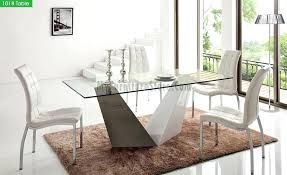Contemporary Dining Room Table Modern Dining Room Table Decor