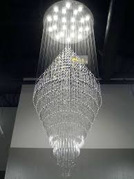 large crystal chandelier big lights fresh foyer light swarovski earrings