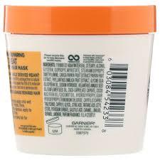 hair mask papaya extract