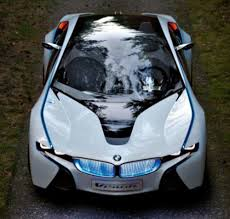 BMW Vision EfficientDynamics Concept Car | Popular Science
