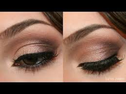 eye makeup tutorial using the new urban decay 3 palette it s easy but still a bit dramatic thumbs up if you like these rose toned