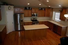 Kitchens With Giallo Ornamental Granite The Granite Gurus Giallo Ornamental Kitchenbefore And After