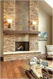 interior faux stone wall faux stone interior walls stone interior wall mixed stone metal and wood interior faux stone wall