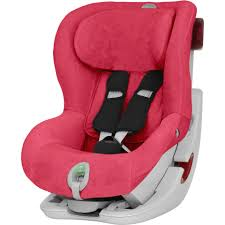 britax römer summer cover for child car seat king ii ls and king ii ats pink