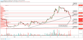 Ethereum Technical Analysis Chart Ethereum Technical Analysis Looking For Support Levels