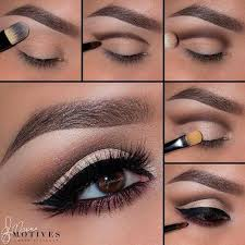 15 step by step makeup tutorials that you must try top inspirations neutral cut crease