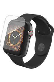 ZAGG InvisibleShield <b>HD</b> Dry <b>Screen Protector for</b> Apple Watch ...