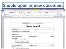 Cv Format Word Doc Cool Resume Template Word 2010 Free Career
