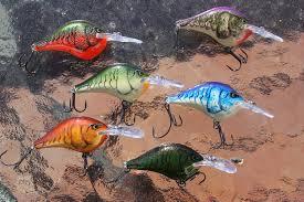 Crankbait Color Chart Color Theories For Crawfish Crankbaits