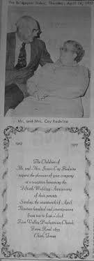 Images of Wise County Wedding and Anniversary Announcements 1976-1999,  Bride's and Groom's Names R-Z