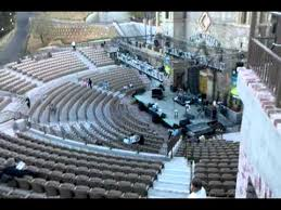 Mountain Winery Seating Section Part 2