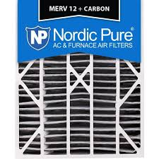 space gard 2200 filter. Modren Space Nordic Pure 20x25x6 Aprilaire SpaceGard 2200 Replacement Air Filter MERV  12 Pleated Plus Carbon Intended Space Gard 0