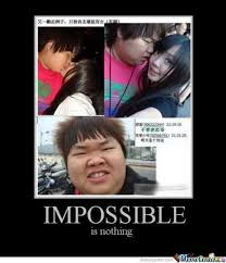 Nothing Is Impossible Memes. Best Collection of Funny Nothing Is ... via Relatably.com