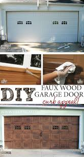 diy faux wood garage doors. DIY Faux Wood Garage Door Tutorial By Prodigal Pieces Www.prodigalpieces.com #prodigalpieces Diy Doors