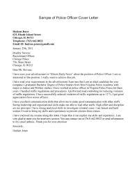 Cover Letter Cover Letter Probation Officer Probation Officer
