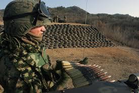 Marine Gunners Us Marine Corps Usmc Corporal Cpl Mathew Breed A Machine Gunner