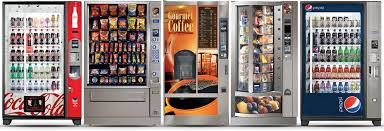 All Types Of Vending Machines