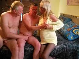 Bisexual free mature milf granny threesome