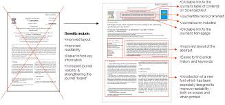 Journal Article Article Layout