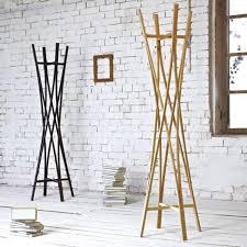 Diy Free Standing Coat Rack Inspiring Best 100 Standing Coat Rack Ideas On Pinterest Grey Racks 19