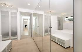 ikea closet lighting. ikea pax wardrobe for a contemporary closet with ceiling lighting and dressing room by mark english architects aia