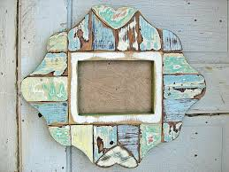 Wooden Window Frame Crafts Dishfunctional Designs Home Decor Art Made From Old Salvaged