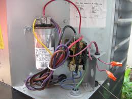 i have a low voltage short keeps blowing the 3 amp fuse Condenser Contactor Wiring Condenser Contactor Wiring #3 condenser contactor wiring