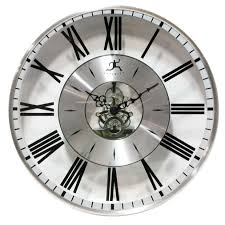 wall decor luxury oversized wall clock for modern home