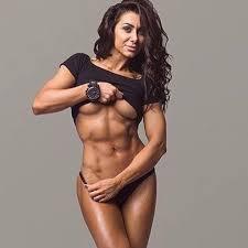Sexy fitness women posing