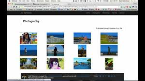 Light Box In Html Example How To Create A Lightbox Photo Gallery In A Bootstrap 3 Website Tutorial