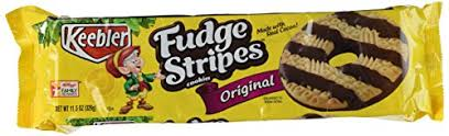 keebler cookies fudge stripes. Perfect Fudge Amazoncom Keebler Fudge Shoppe Stripe Cookies 115Ounces Packages  Pack Of 6 With Cookies Stripes