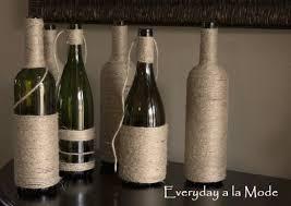 Wine Bottle Decorations Handmade 100 DIY Super Creative Wine Bottle Craft Ideas FeltMagnet 19