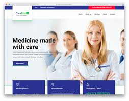 26 Free Healthcare Website Templates With Online Scheduling