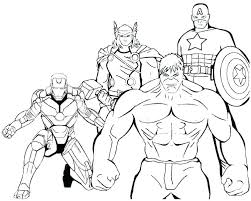 Superhero Coloring Pages To Print Flash Marvel Coloring Page Plus