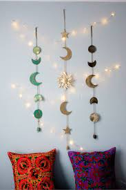 wall decoration ideas from waste