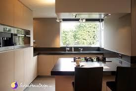 Indian Kitchen Interiors Elegant Open Kitchen Interior Design By Grego Design