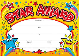 Star Reader Award Certificate | Best & Professional Templates