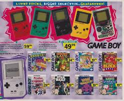 Popular toys in 1996