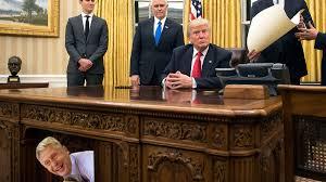 the oval office desk. Gary Johnson Hiding Under Oval Office Desk The Oval Office Desk R