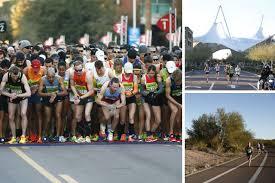 Rock 'n' Roll Arizona ½ Marathon mens results 2016
