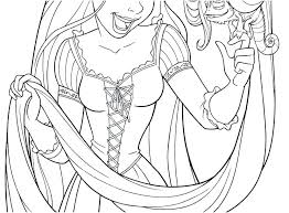 Coloring Pages Disney Princess Printable Christmas Belle All Page P