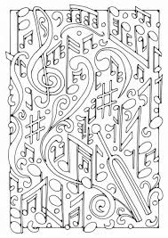 Small Picture very difficult music coloring pages for adult Enjoy Coloring