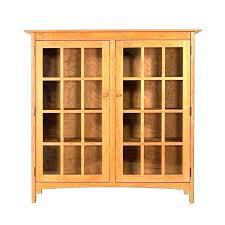 black bookcase with glass doors small door bookshelf g