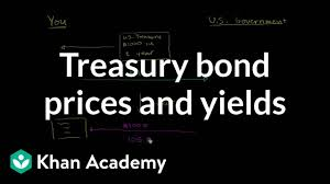 Treasury Bond Prices And Yields Video Khan Academy